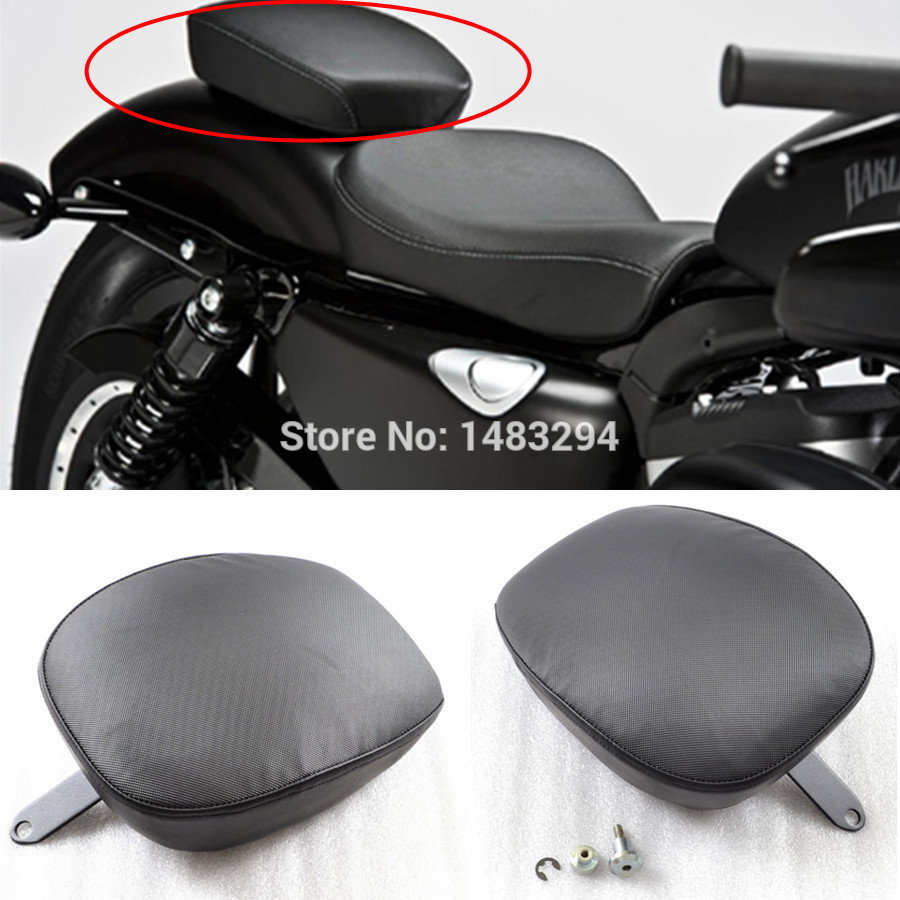 Rear Passenger Seat Fits fits for Harley 48 Sportster fits forty Eight XL1200X XL1200V 2010-2015