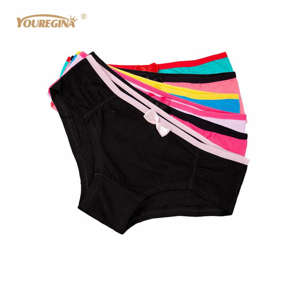 f09bd1da8d2e YOUREGINA Underwear Boxer Women Boyshorts Women Cotton Panties Underpants  Boxer Short Female Knickers Sexy Briefs 6pcs