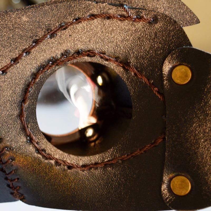 Steel Master Steampunk Ерлерге арналған Retro Brown - Костюмдер - фото 6