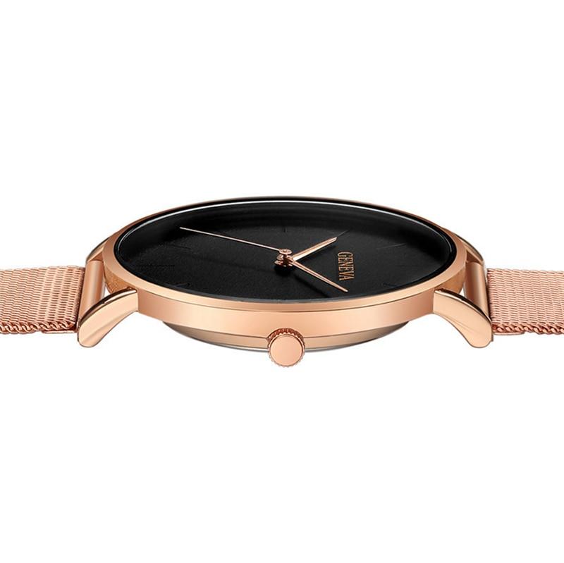 Luxury Brand 2019 New Men Watch Ultra Thin Stainless Steel Clock Male Quartz Sport Watch Men Casual Wristwatch relogio masculino 4