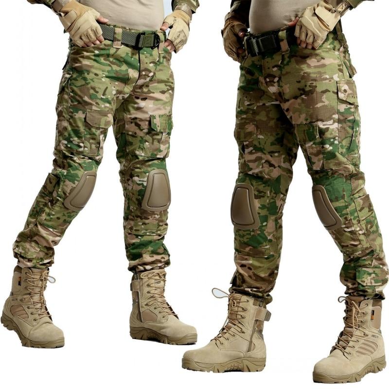 Gen2 Tactical BDU Uniform Set(Multicam)4