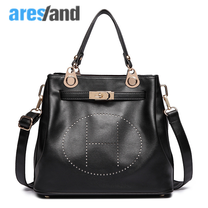Aresland 2017 Luxury Large Leather Tote Bag women shoulder bag vintage larger bolsa feminina saco de couro sacola black 70 180cm training fitness mma boxing bag hook hanging saco de boxe kick fight bag sand punch punching bag sandbag