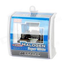 KOBO HB3/9005 car-styling 65W 5500K 2400lm Halogen White Light Car / Motorcycle Headlamp (DC 12V / 2 PCS) dianzi h4 50 60w 1000 1300lm 5300k white light halogen car headlamp 12v 2 pcs