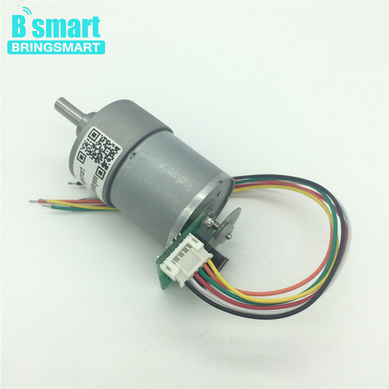 Купить 12v 24v dc gear motor with hall encoder couplings