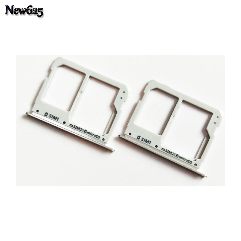Original New Sim Tray Holder For Samsung Galaxy C5 C7 SIM Card Reader Tray Holder Slot Replacement