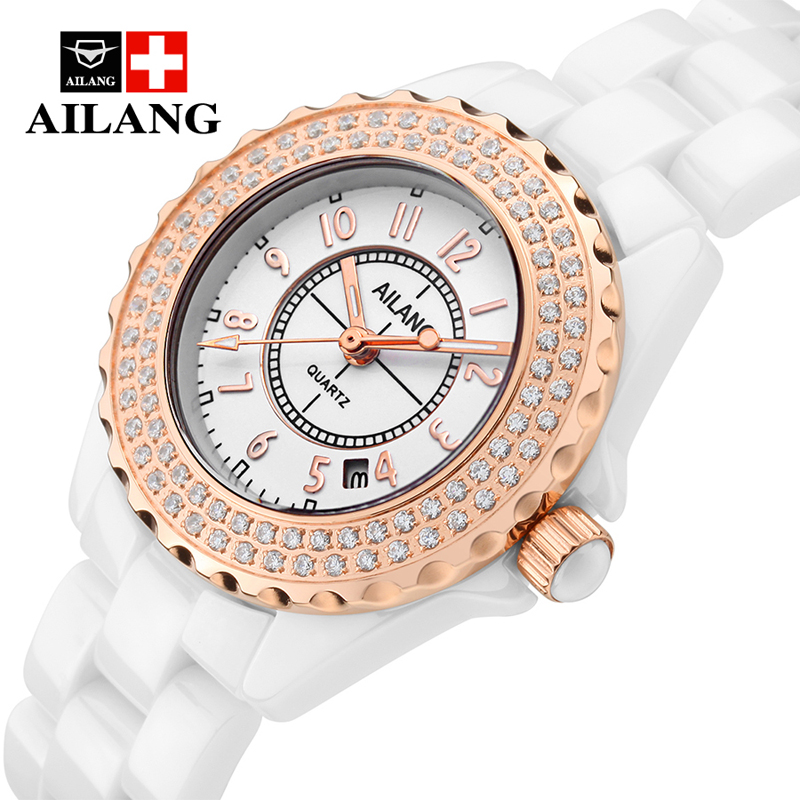 Brand name watches AILANG women lady diamond crystal quartz watch luxury watch rose gold for women Relojes index Mujer fashion brand crrju watches women ladies crystal diamond quartz watch luxury rose gold wrist watches for women relojes mujer