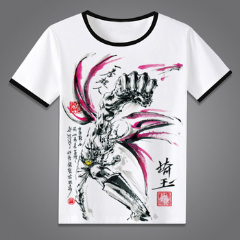 One Punch Man T-Shirt New Japan Anime Tops Tees Summer Men Women One-Punch Man Cosplay Short Sleeve T shirt