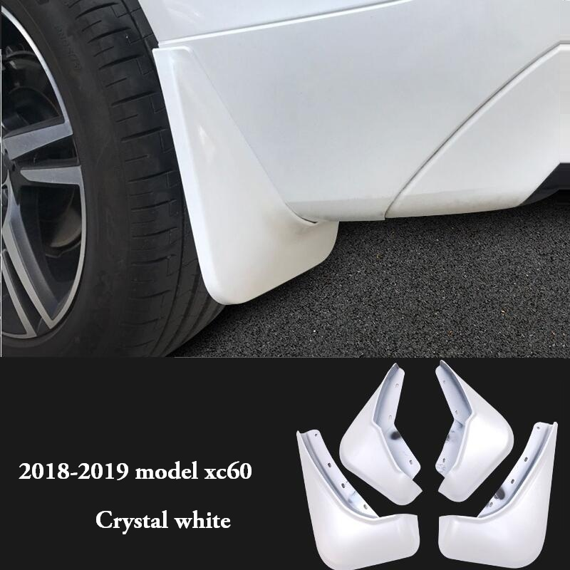 2018-2019 for Volvo XC60 fender 19 xc60 modified paint fender car accessories Mudguard 2018-2019 for Volvo XC60 fender 19 xc60 modified paint fender car accessories Mudguard