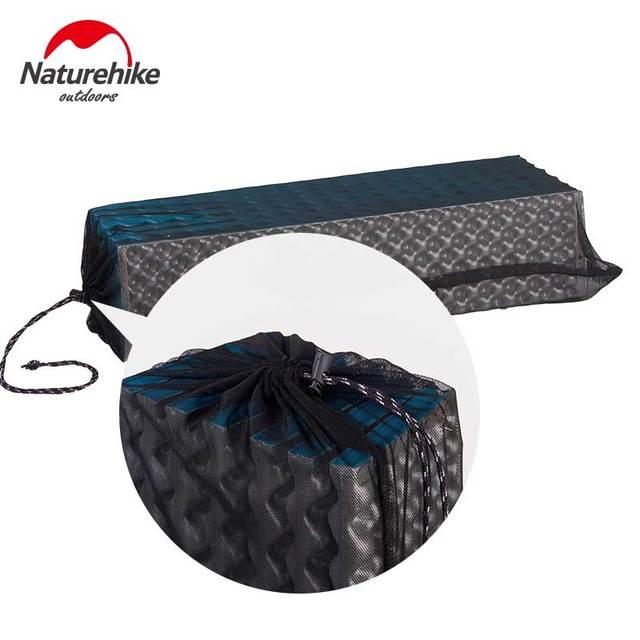 Naturehike Aluminum Film+EVA Sleeping Pad Foldable Sleeping 4