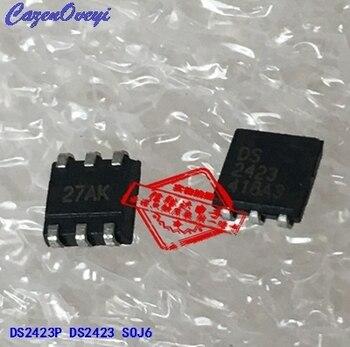 5 шт./лот DS2423P + T & R DS2423P DS2423 IC SRAM 4kbit 6tsoc