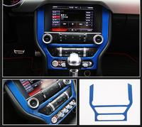 Car Interior Accessories For Ford Mustang 2015 2016 2017 Car Styling