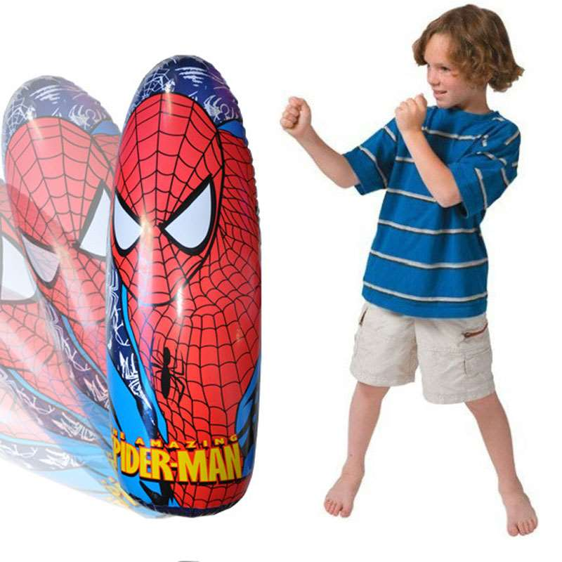Charm Cartoon KidS Toy Inflatable Tumbler For Boy ...