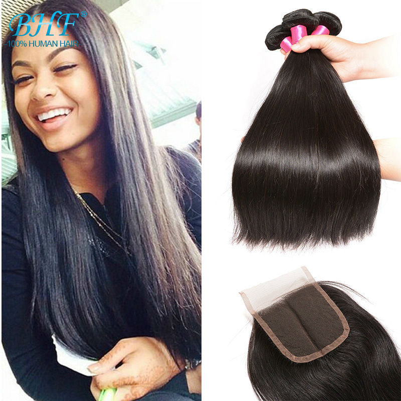 straight hair with closure (2)