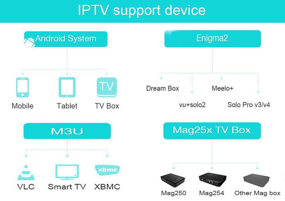 SATXTREM IP-S2 Plus DVB-S2 Android tv box 1 year Europe iptv