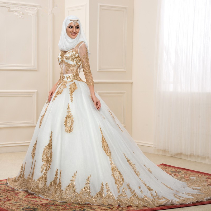 Muslim Bridal Gowns – fashion dresses