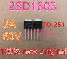 100% Новый оригинальный D1803 2SD1803 К-251 транзистор питания 5А 50 В