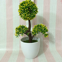 3 Stks Plastic Blad Orchidee Bloem Plant Props Huwelijkscadeau Bonsai Vensterbank Plank Ornamenten Prachtige Nep Bloem Decoratie