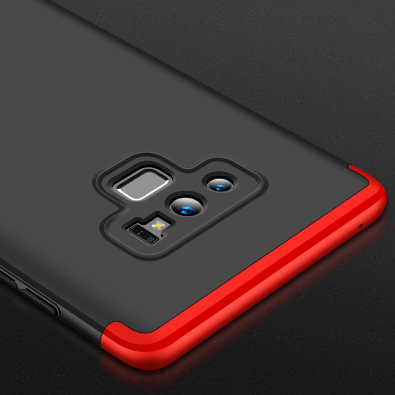 For Samsung Galaxy Note9 Case 360 Degree Full Luxury 3-IN-1 Shockproof Frosted Shield Hard Back Cover Case For Samsung Note9Case (14)