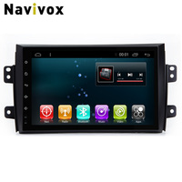 Navivox 10 2 Din Android 7 0 Car GPS Navigation Stereo Audio Player For VW RAM2G