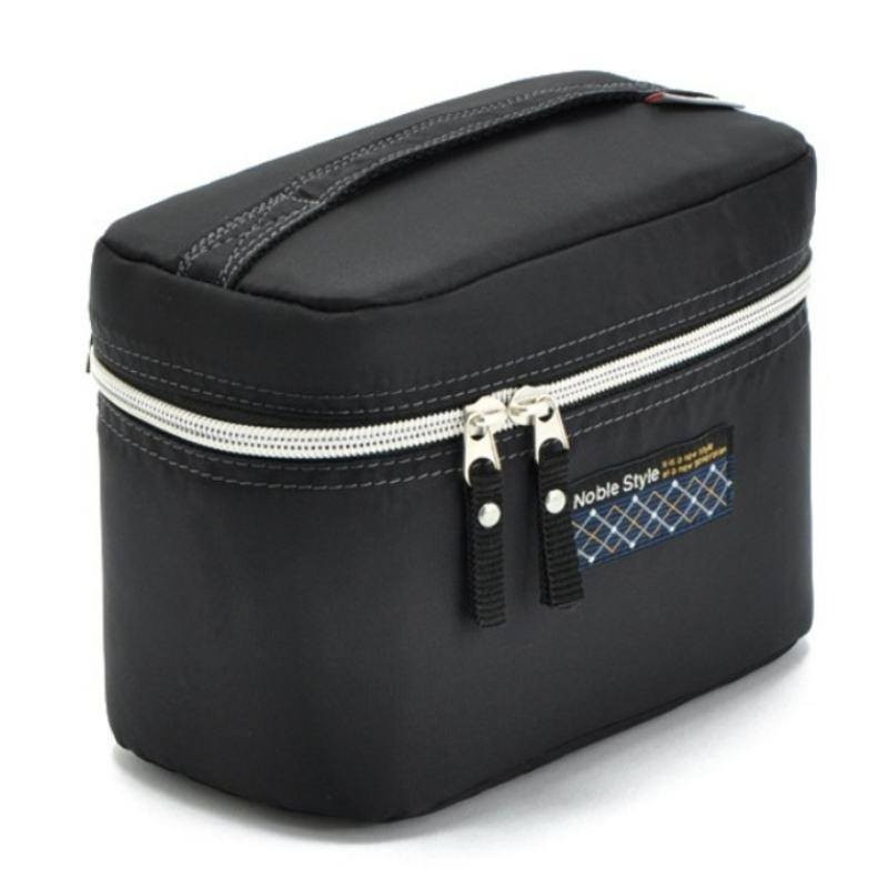 LHLYSGS Brand Women's Travel Cosmetic Bag Toiletry Storage Box Beauty Tool Pouch Bag Beauty Organizer Professional Makeup Bag