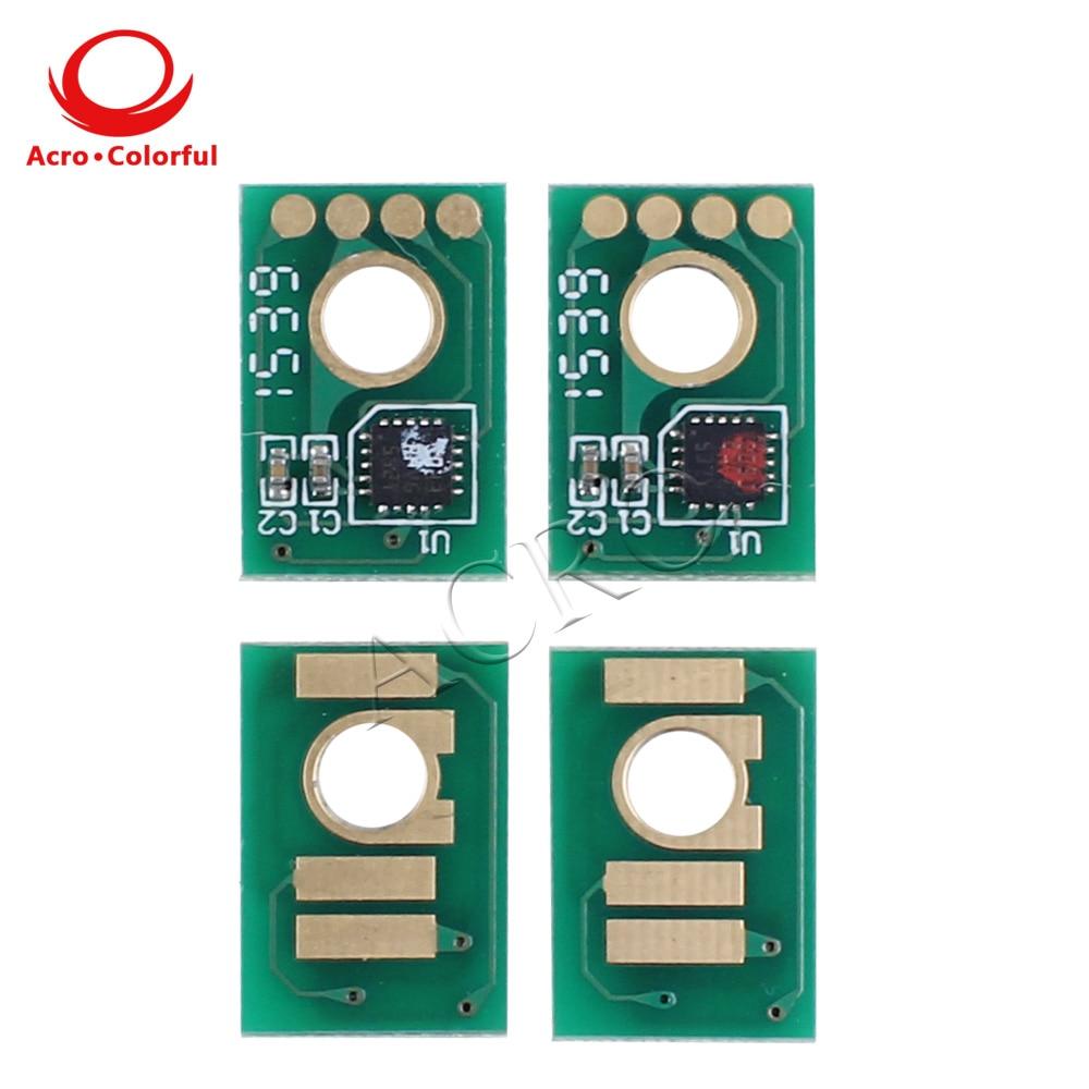 Chip de Toner para Ricoh MP-C3003 MP-C3503 copiadora impressora laser a cores cartucho de recarga