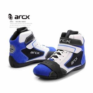 Image 3 - Arcx 오프로드 레이싱 남성 신발 여름 겨울 오토바이 모토 크로스 라이딩 레저 부츠 motos botas motociclismo chuteiras