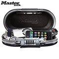 Master Lock портативная безопасная коробка, блокировка паролем, мини сейфы, ювелирные изделия, наличные карты, коробки для хранения телефона, без...