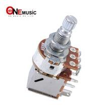 2PCS A500K Push Pull Guitar Control Pot Potentiometer Guitar part