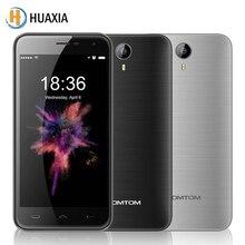 Original homtom ht3 pro 5.0 pulgadas android 5.1 quad core ht7 Pro Dual SIM Smartphone 2 GB RAM 16 GB ROM 3000 mAh Móvil Celular teléfono