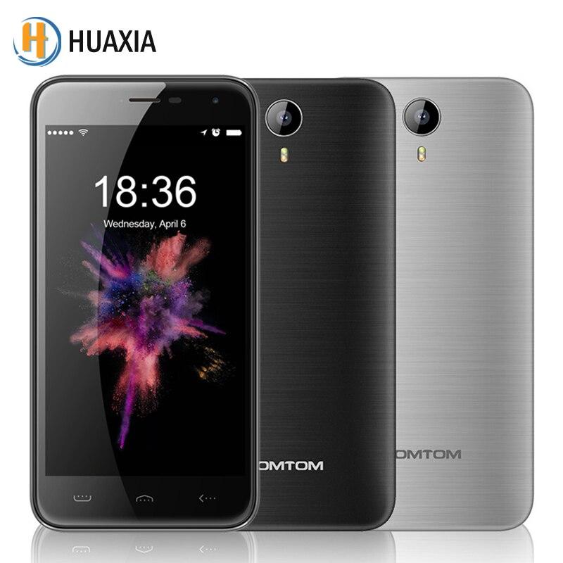 Original homtom ht3 pro 5.0 pulgadas android 5.1 quad core ht7 Pro Dual SIM Smar