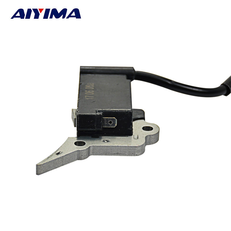 AIYIMA 1PC parts trimmer 2500 25cc chainsaw ignition coil chainsaw spares