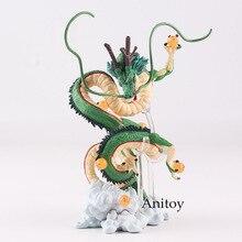 El Japón de la bola del dragón del Anime Z figura Shenron automático dragón figura de acción de PVC de juguete de regalo de 14,5 ~ 15,5 cm