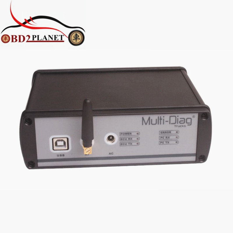 V2011C WAS Multi-Diag Free Reactivatio Truck Heavy Duty Diagnostic Tool with Bluetooth For Mercedes/IVECO/MAN/DAF/VOLVO/RENAULT adblue emulator 7in1 w programming adapter for benz man scania iveco daf volvo renault
