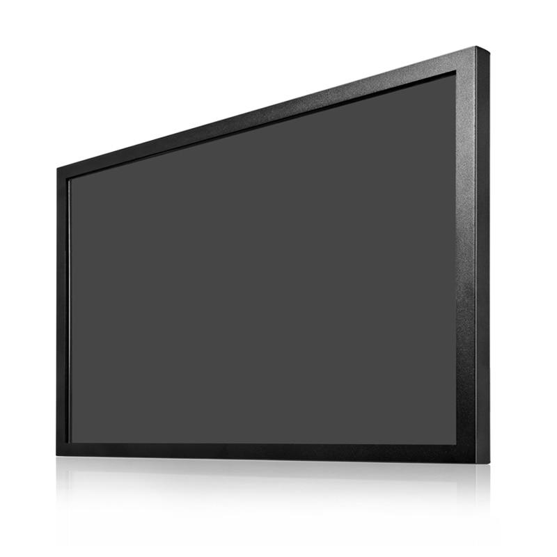 Newest 17 3 inch HDMI HD LCD metal monitor cctv monitor with HDMI BNC VGA AV