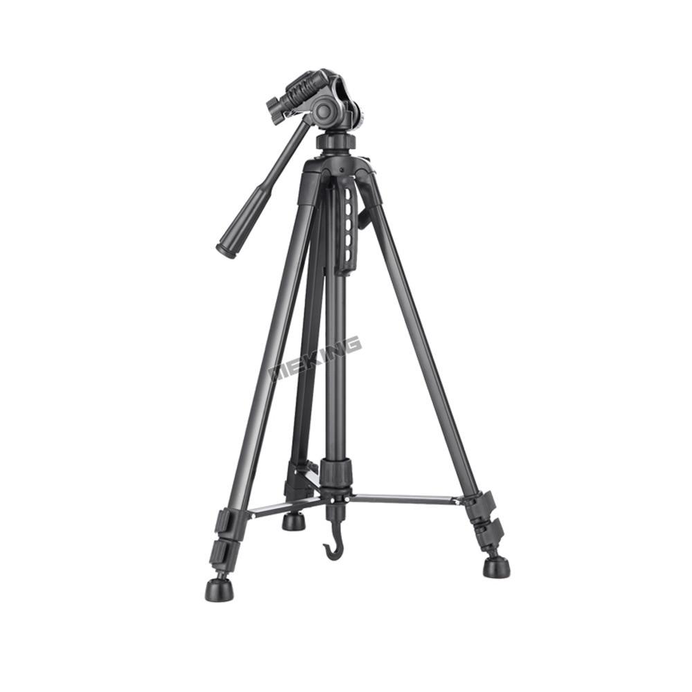 Meking New 140cm 55inch Professional Tripod stand for Camera Camcorder WF-3520 Black tripod tripe extensor para foto misscase iphone7 plus 55inch