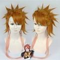 OHCOS Anime Black Butler Circus Joker Synthetic Hair Cosplay Wig