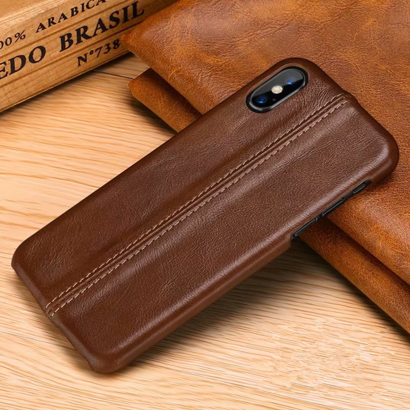 genuine leather back case (4)