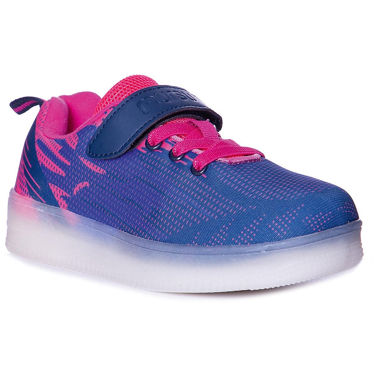 цена MURSU Kids\' Sneakers 10611973 children\'s sports running shoes Spring Autumn Girls Girl MTpromo онлайн в 2017 году