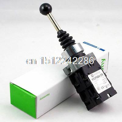 XD2PA24CR 4NO 4Positions Momentary Spring Return Wobble Stick Joystick