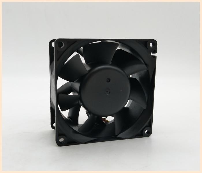 902a3a92a ᗐNidec مروحة التبريد VA300DC V35072-58 8 سنتيمتر 80*80*38 ملليمتر ...