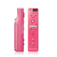 Guaranteed 100 2 In 1 Remote Controller With Built In Motion Plus For Wii For Nintendo