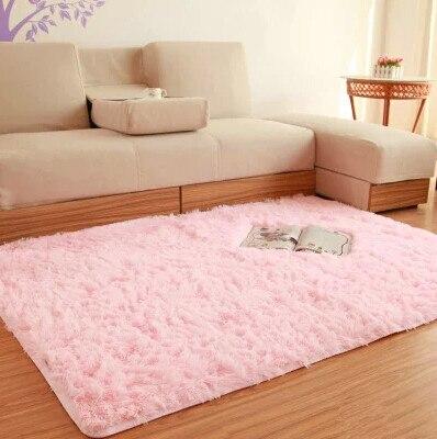 Newest polypropylene fiber surface 120*180CM Living Room Bedroom Mat ...