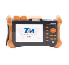 TMO 300 SM A 28/26dB 1310/1550nm SM OTDR Tester  Built in 10mW VFL  Optical Fiber Test Tools