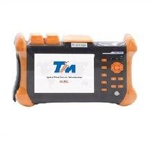 TMO 300 SM A 28/26dB 1310/1550nm SM OTDR Tester Built in 10mW VFL סיבים אופטיים מבחן כלים