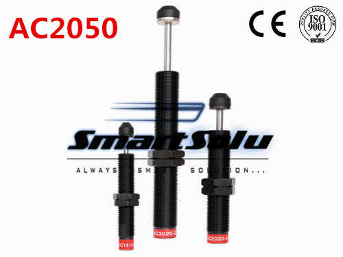 free shipping  1pcs AC2050 M20x1.5 Pneumatic Hydraulic Shock Absorber Damper 50mm strokefree shipping  1pcs AC2050 M20x1.5 Pneumatic Hydraulic Shock Absorber Damper 50mm stroke