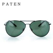 PATENA Piloto gafas de Sol Para Hombre Estilista YS2925 Clásico Retro Oculos gafas de sol UV Protección Gafas Gafas de Turismo de Ocio