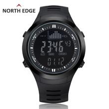 Цифровые часы Для мужчин часы Открытый цифровые часы Рыбалка альтиметр барометр термометр высота восхождение Пеший Туризм часов