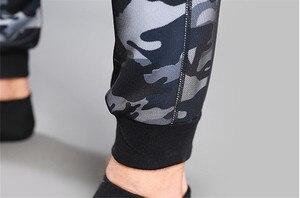Image 4 - Новинка 2020! Мужские штаны высокого качества, штаны для бега, камуфляжные штаны для спортзала, Мужские штаны для фитнеса, бодибилдинга, штаны, одежда для бега, спортивные штаны