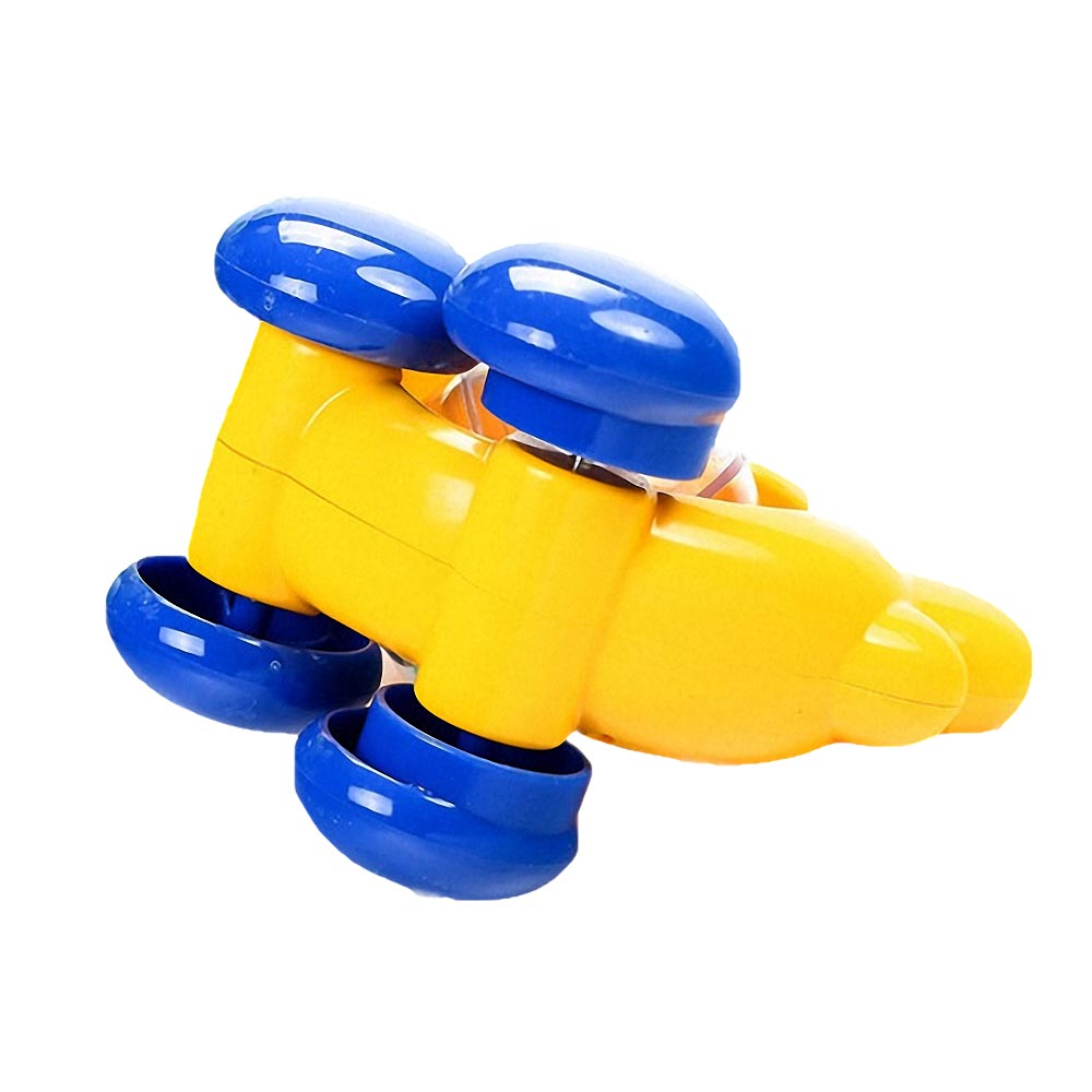 1pc Plastic Baby Rattles Stroller Outdoor Little Duck Infant Toddler Baby Rattle Toy Rope with Wheel Kids Toys Birthday Gifts