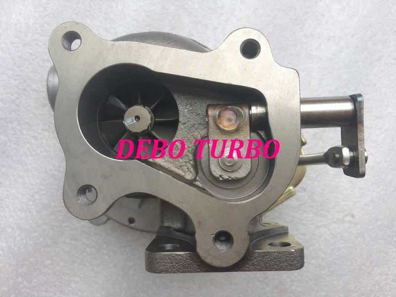 ÚJ RHF5 / VIDA 8972402101 8973295881 turbófeltöltő ISUZU D-MAX - Autóalkatrész - Fénykép 5